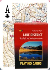 Lake District Playing Cards