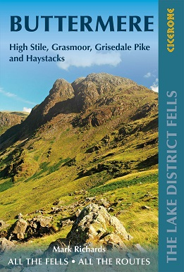 Walking the Lake District Fells - Buttermere: High Stile, Grasmoor, Grizedale Pike and Haystacks