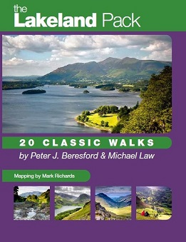 The Lakeland Pack - 20 classic walks
