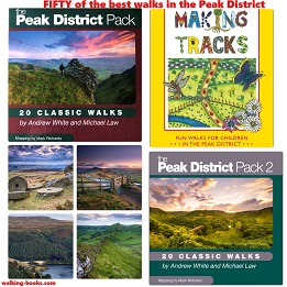 Peak District THREE volume bundle - 52 walks