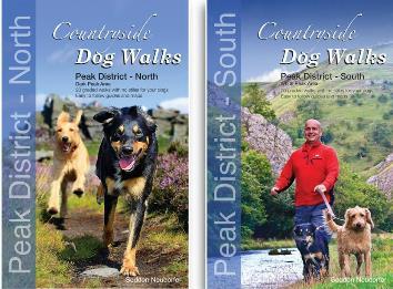 Countryside Dog Walks - Peak District Set