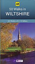 AA 50 Walks in Wiltshire