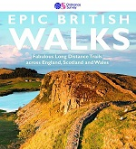 OS Epic British Walks - Fabulous long distance trails across England, Scotland and Wales