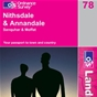 OS Landranger Map 78 Nithsdale & Annandale