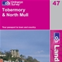 OS Landranger Map 47 Tobermory & North Mull