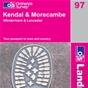 OS Landranger Map 97 Kendal & Morecambe