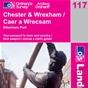 OS Landranger Map 117 Chester & Wrexham