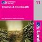 OS Landranger Map 11 Thurso & Dunbeath