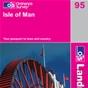 OS Landranger Map 95 Isle of Man