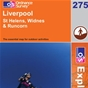 OS Explorer Map 275 Liverpool