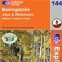 OS Explorer Map 144 Basingstoke