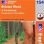 OS Explorer Map 154 Bristol West & Portishead