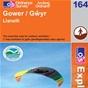 OS Explorer Map 164 Gower
