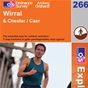 OS Explorer Map 266 Wirral & Chester