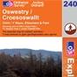OS Explorer Map 240 Oswestry