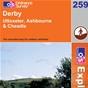 OS Explorer Map 259 Derby
