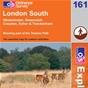 OS Explorer Map 161 London South