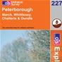 OS Explorer Map 227 Peterborough