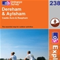 OS Explorer Map 238 Dereham & Aylsham