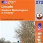 OS Explorer Map 272 Lincoln