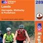 OS Explorer Map 289 Leeds