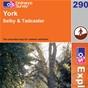OS Explorer Map 290 York