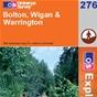 OS Explorer Map 276 Bolton, Wigan & Warrington