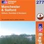 OS Explorer Map 277 Manchester & Salford