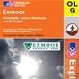 OS Explorer Map OL 9 Exmoor