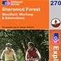 OS Explorer Map 270 Sherwood Forest