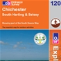 OS Explorer Map 120 Chichester