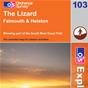OS Explorer Map 103 The Lizard