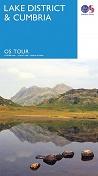 Lake District & Cumbria - OS Tour Map