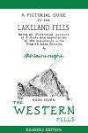 A Pictorial Guide Lakeland Fells - Western Fells