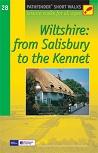 Crimson Short Walks: Wiltshire - from Salisbury to the Kennett