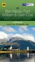 AA Walker's Map - Ben Nevis, Fort William & Glen Coe