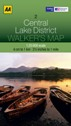 AA Walker's Map - Central Lake District