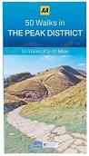 AA 50 Walks Peak District