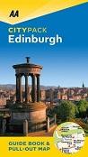 AA City Pack to Edinburgh