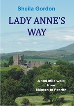 Lady Anne's Way - 100 mile walk from Skipton to Penrith