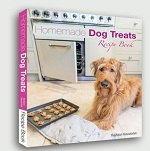 Homemade Dog Treats: Recipe Book