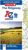 The Ridgeway - A-Z Adventure Atlas
