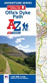 Offa's Dyke Path - A-Z Adventure Atlas