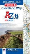 Cleveland Way Adventure Atlas