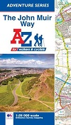 A-Z Adventure Map - The John Muir Way