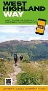 West Highland Way - Easy-to-use folding map and essential information.