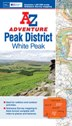A-Z Adventure Map - Peak District (White Peak)