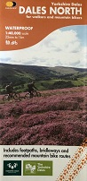 Yorkshire Dales North - for walkers and mountain bikers