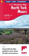 Harvey BMC North York Moors Map