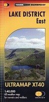 Lake District East - Ultramap XT40